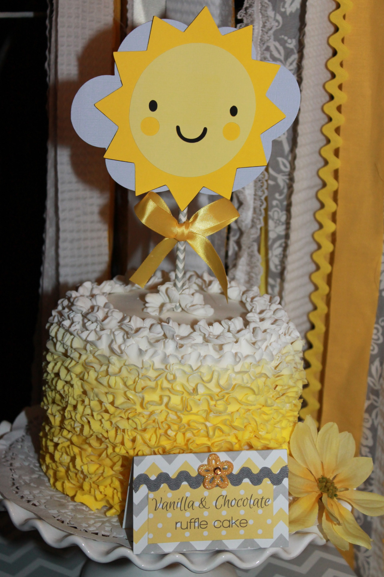 Sweet Simplicity Bakery  Baby Shower Dessert Table You