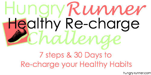 healthy re-charge challenge