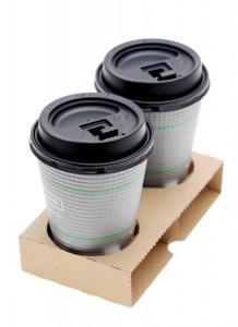 コーヒー紙容器