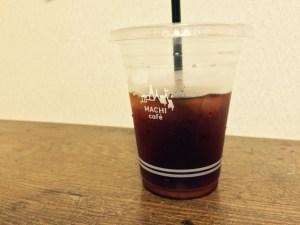 ローソンマチカフェのカフェインレスコーヒー