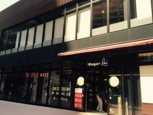 総武線平井タリーズ勉強カフェ