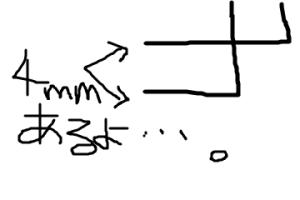 DTPの基本。トンボの幅とは