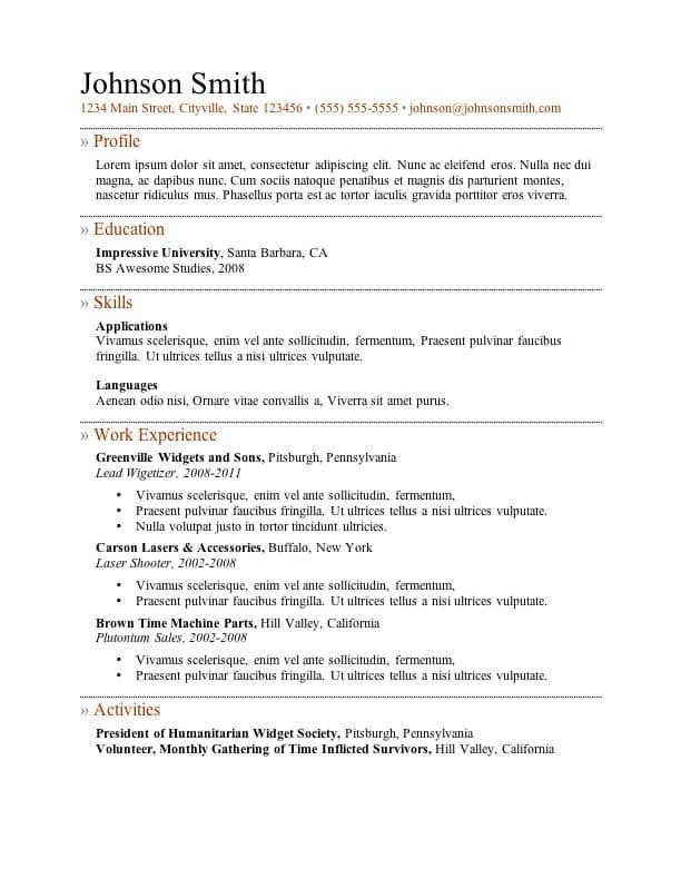 How To Create A Resume Yahoo 7984216229d45b7d45b9zjpg