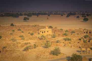 Abandoned Village of Khaba