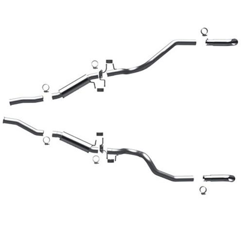 Magnaflow Mustang Competition Catback (87-93) 16995
