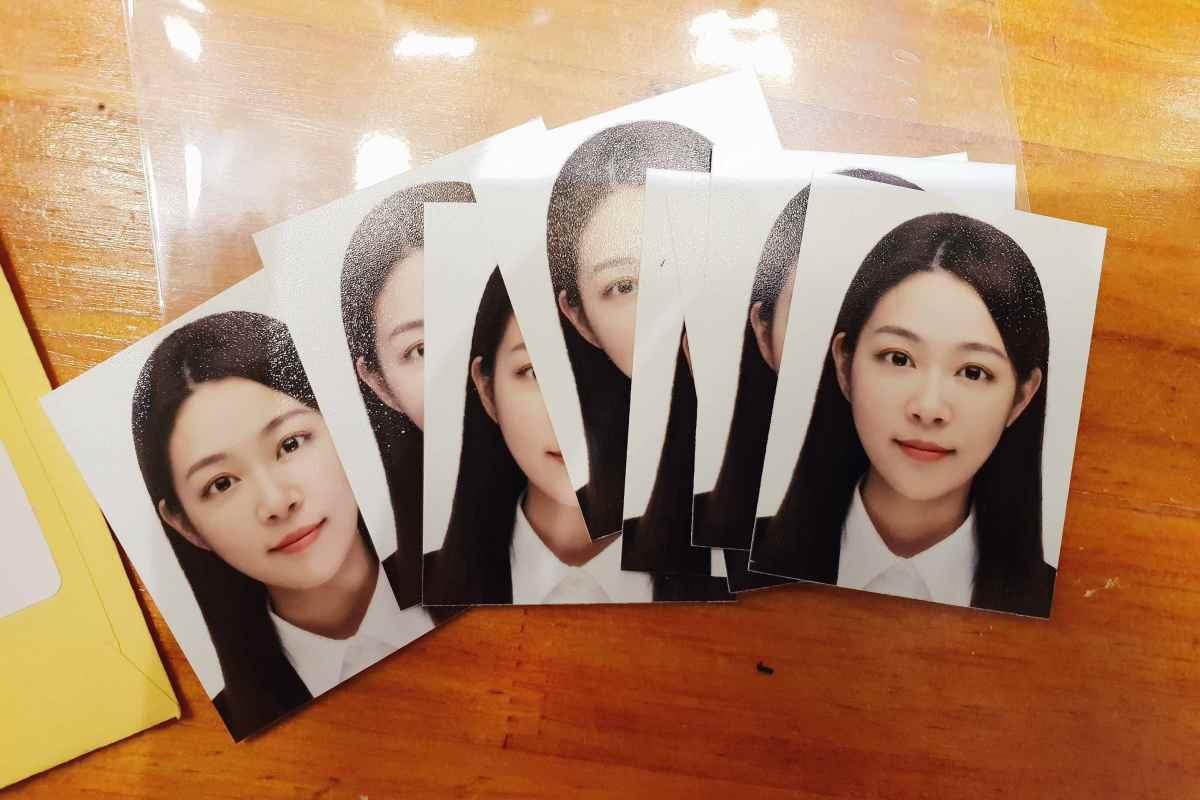 首爾拍證件照