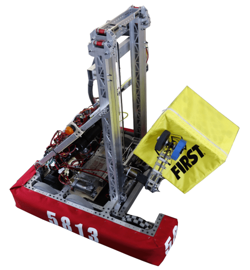 small resolution of insomnado is 5813 s robot for the 2018 first power up competition season this season was our most successful season yet at the official week 0 event