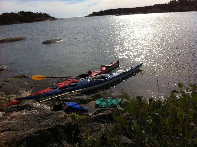 58GradNord - Paddeln in Schweden