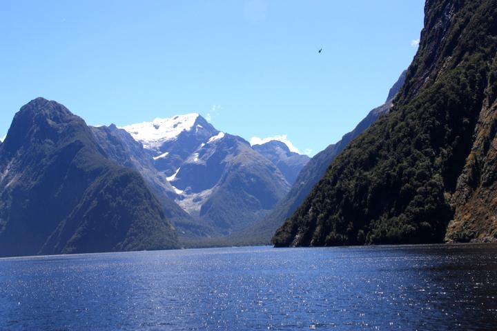 58GradNord - Elternzeit in Neuseeland - Milford Sound