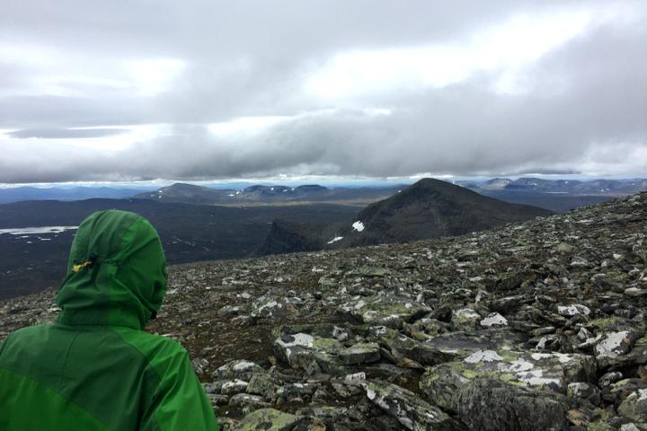 58 Grad Nord - Gipfelbesteigung mit Kind - Helgas - Predikstolen