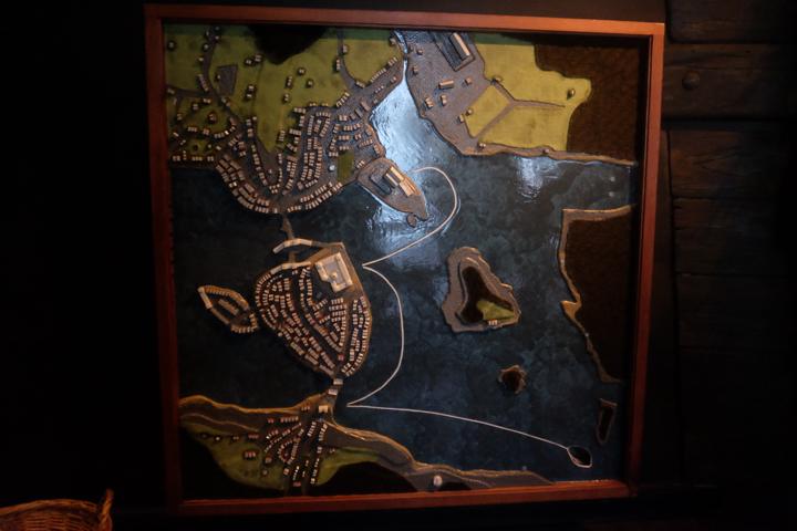 Die Vasa kam nicht wirklich weit auf ihrer Jungfernfahrt