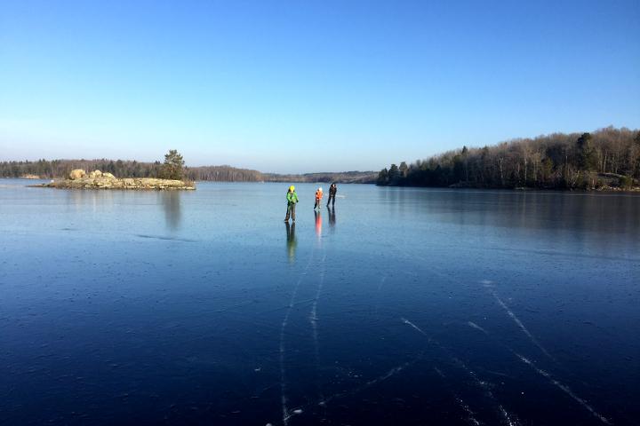 58GradNord - Spiegelblankes Eis
