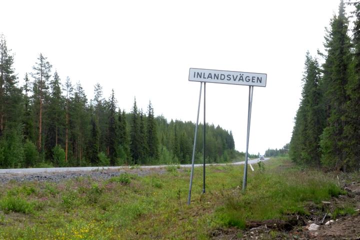 58 Grad Nord - Roadtrip in Nordschweden - Inlandsvägen