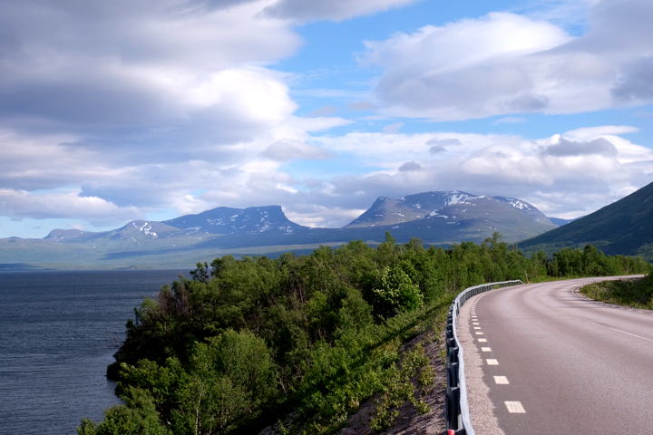58 Grad Nord - Roadtrip in Nordschweden - Lapporten