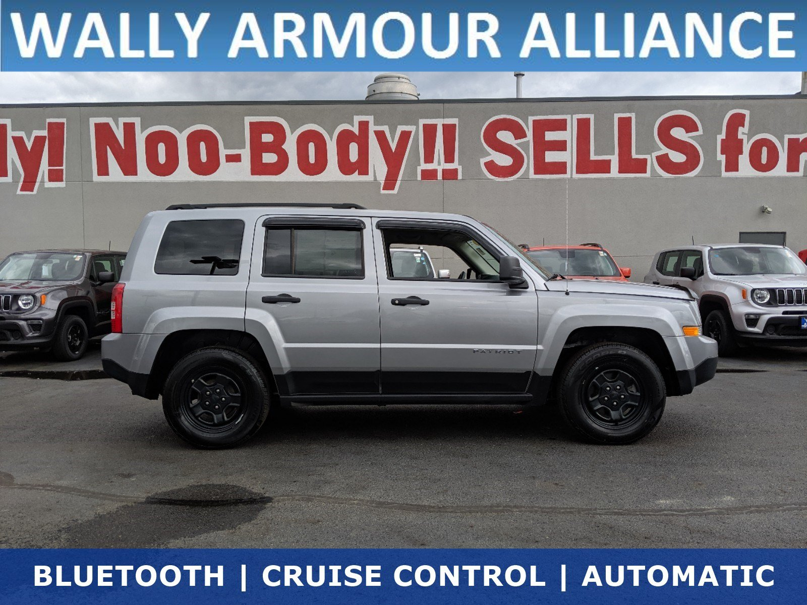 hight resolution of pre owned 2016 jeep patriot sport