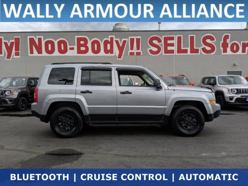 small resolution of pre owned 2016 jeep patriot sport
