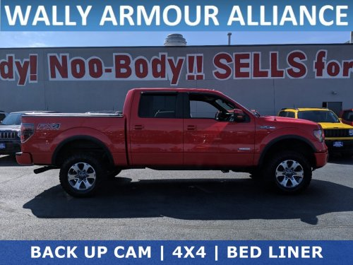 small resolution of pre owned 2014 ford f 150 fx4