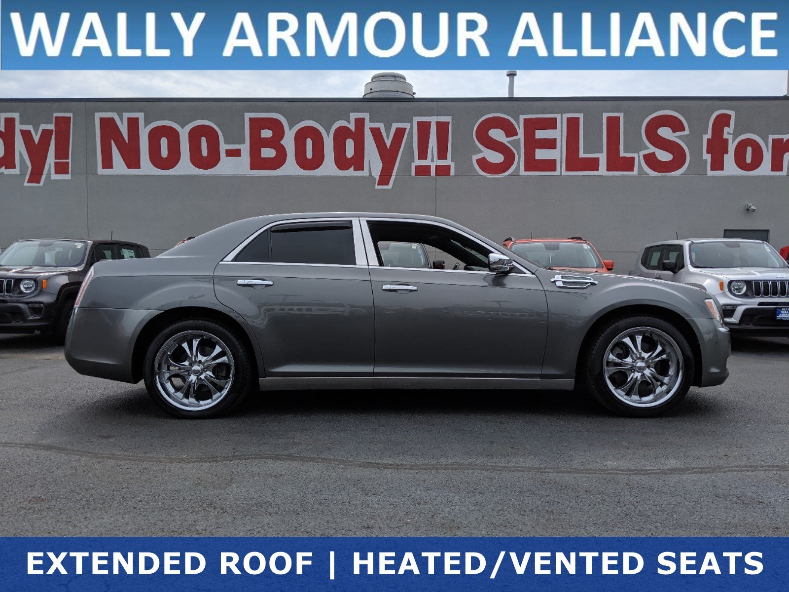 hight resolution of pre owned 2011 chrysler 300 300c