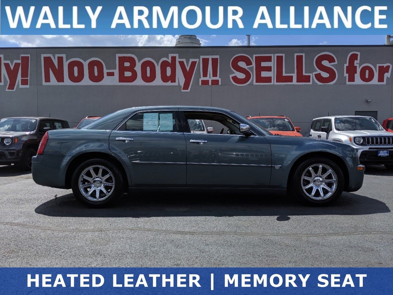 hight resolution of pre owned 2005 chrysler 300 300c