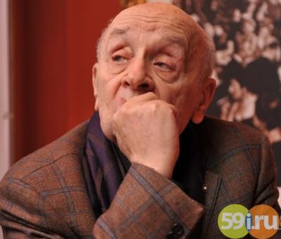 На 89-м году жизни скончался Леонид Броневой