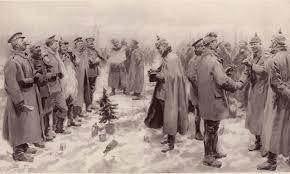 WW1 Fraternisation