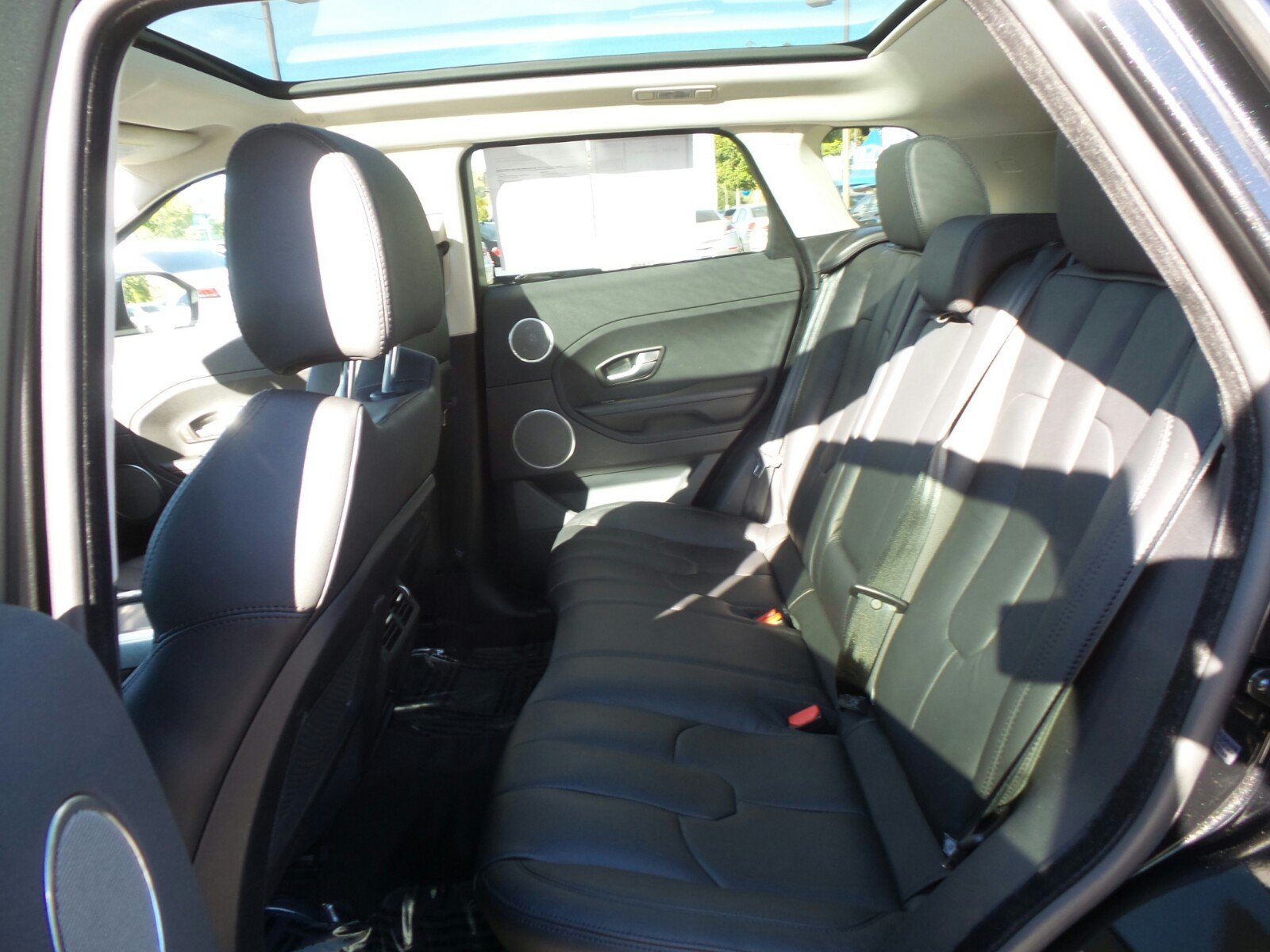 Pre Owned 2015 Land Rover Range Rover Evoque Pure Plus Sport
