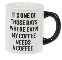 My 5 AM coffee needs a coffee