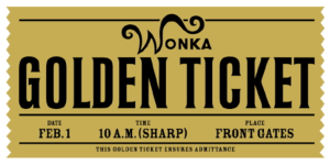 Golden Ticket for fourplex