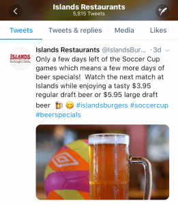 Cheap booze from Islands?