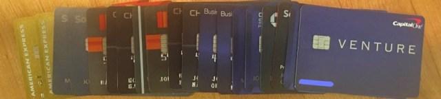 Credit Card Lineup