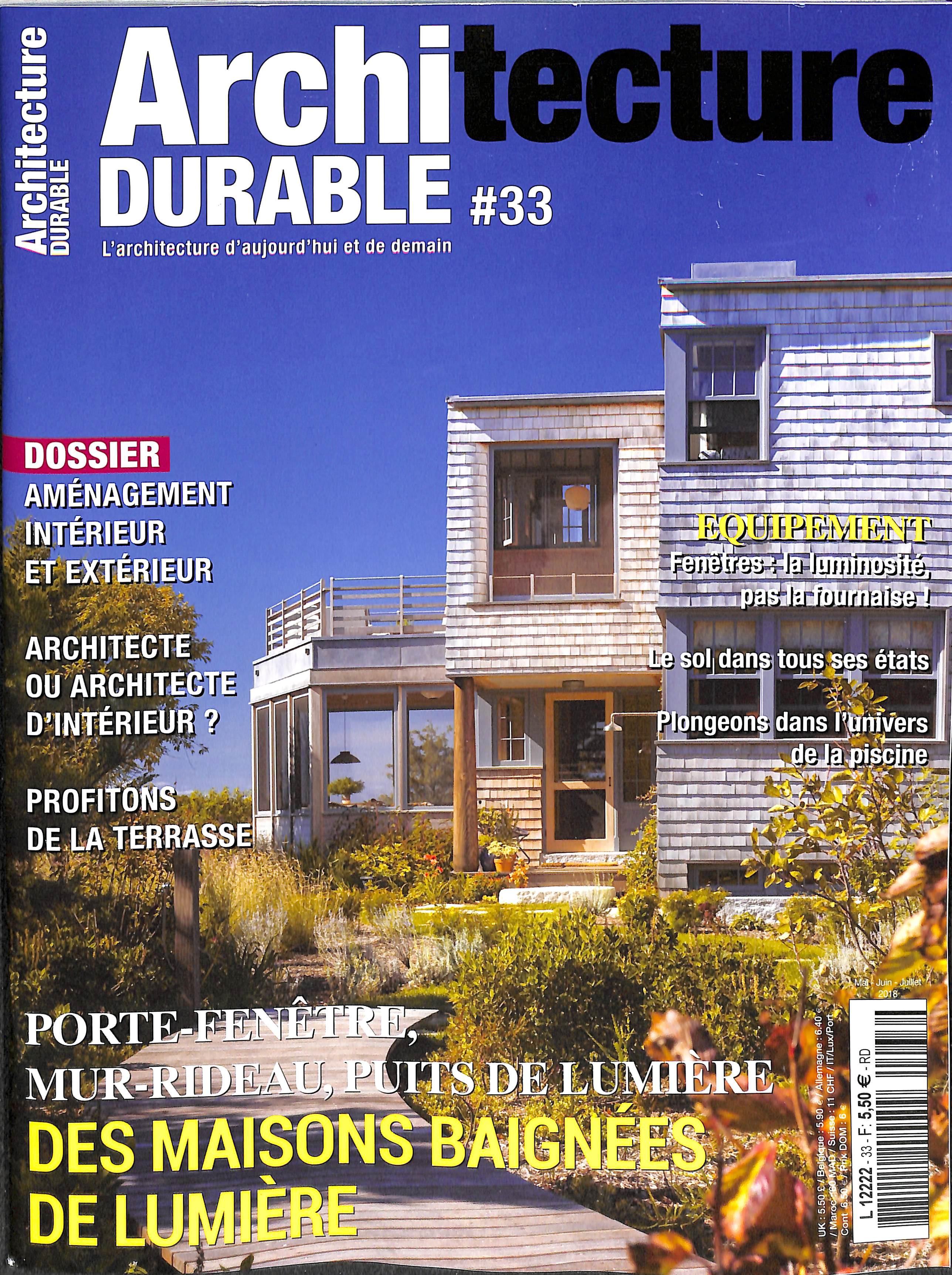 Abonnement Architecture Durable  Abonnement Magazine Par