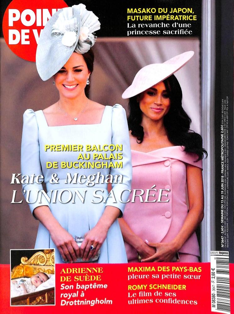 Feuilleter Magazine Point De Vue : feuilleter, magazine, point, Point, Abonnement, Magazine, Toutabo.com