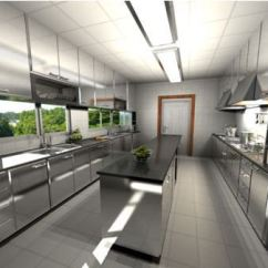 Commercial Kitchen Tile Decoration Ideas 如何避开商用厨房布局的 雷区 商用厨房瓷砖