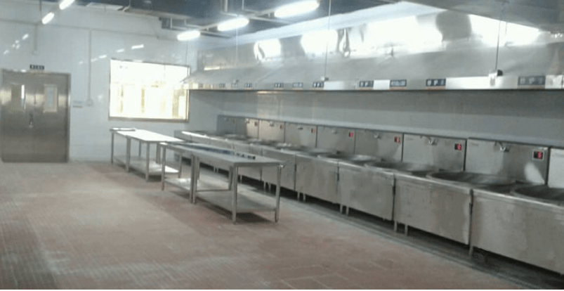 cost of new kitchen built in table 深圳中央厨房工程设计注意事项 新厨房的成本
