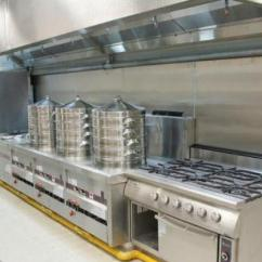 Commercial Kitchen Hood Portable Kitchens 如何清洗商用厨房排烟系统 抽油烟机