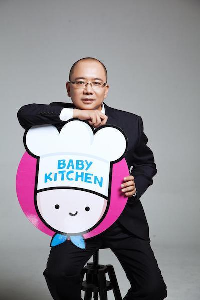 childrens play kitchen modern images 18家儿童烘焙厨房 每月接待2000宝宝 在外融资300万 孩子