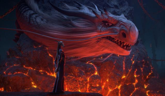 """《哪吒之魔童降世》第二部拍什么劇情?海報上的""""法器""""早有暗示_李靖"""