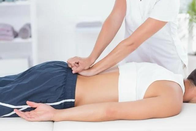 腰椎間盤突出可以推拿按摩嗎?_方法