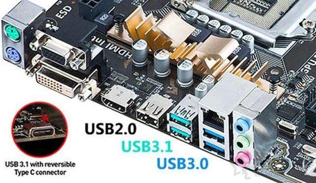 注意咯!買手機電腦前請先認準USB3.0/3.1/3.2的區別_Gen