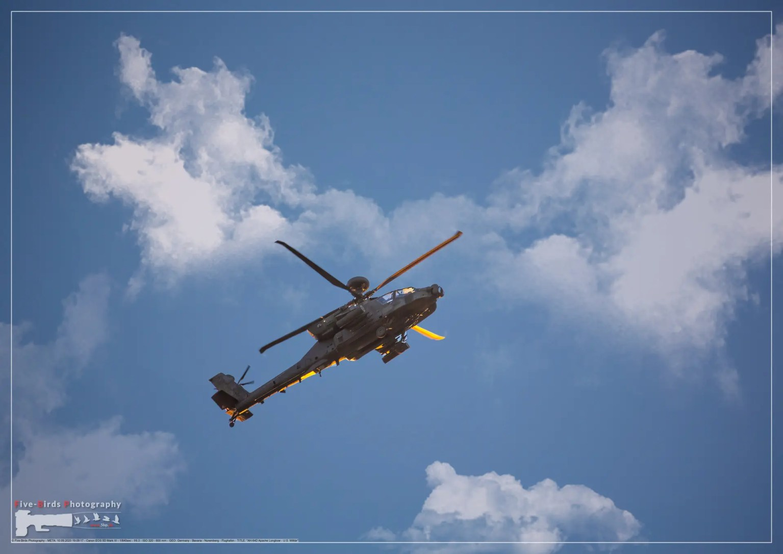 AH-64D Apache Longbow - U.S. Militär