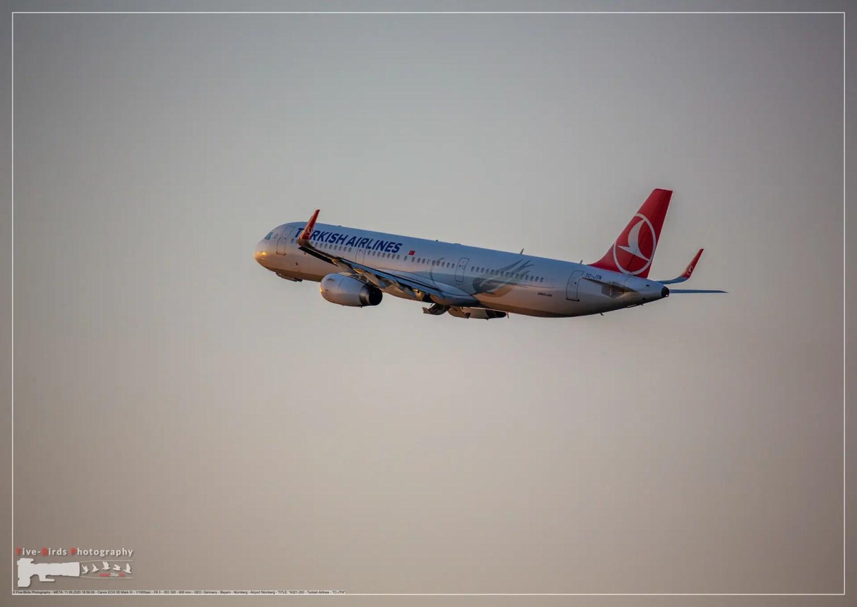 A321-200 - Turkish Airlines - TC-JTN