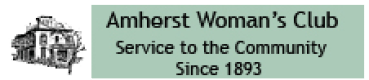 (Transparent) Amherst Woman's Club Logo