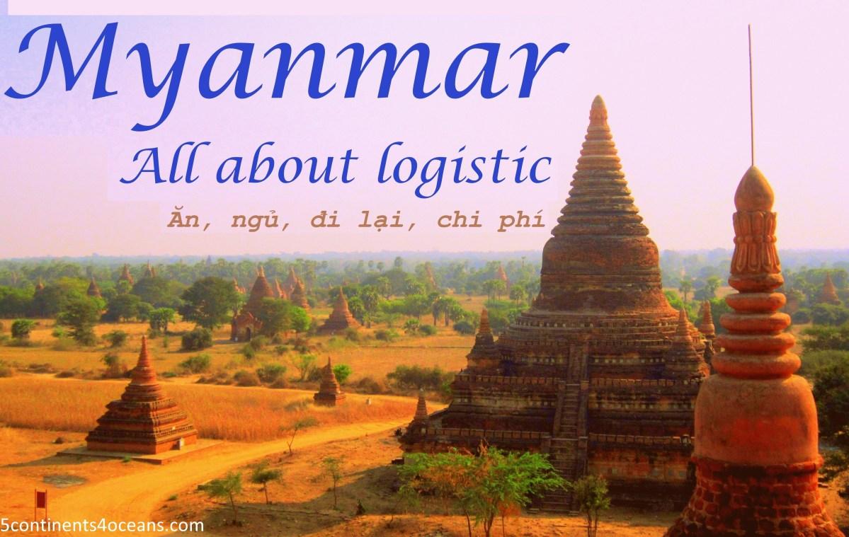 Myanmar - Tất tần tật A --> Z