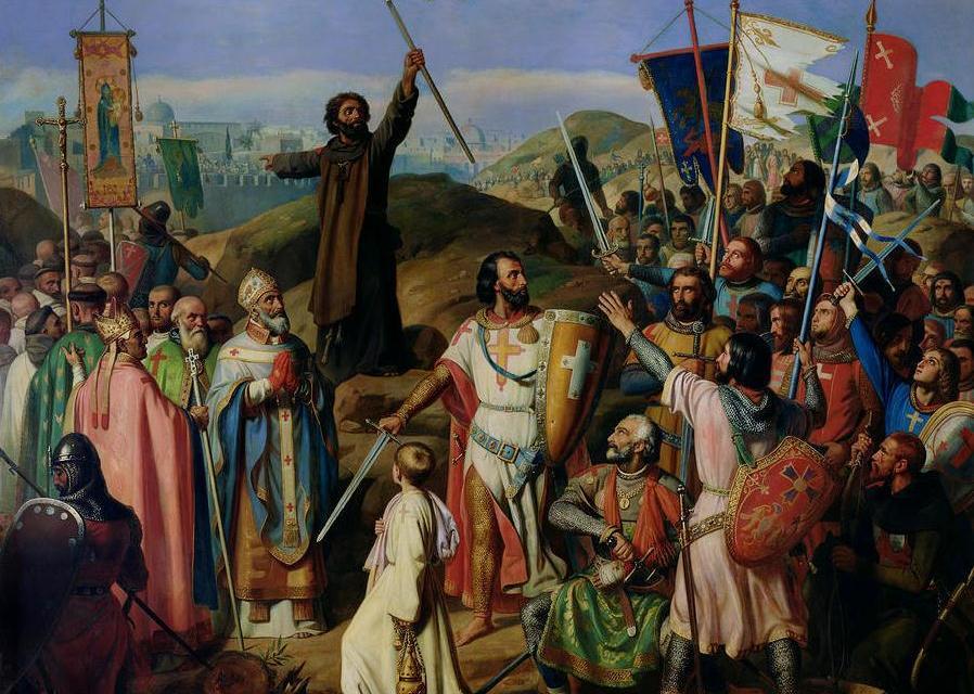 Бяха ли кръстоносните походи оправдани?