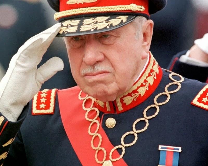 Генерал Пиночет не бил диктатор