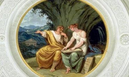 """Нума Помпилий в """"Животописите"""" на Плутарх: предхристиянски светец"""