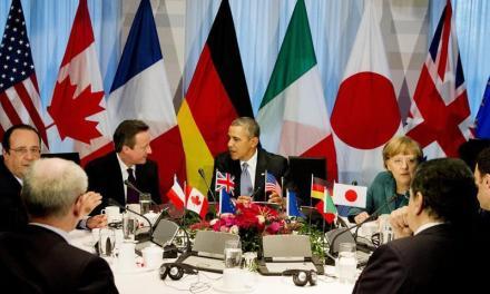 Лидерите на Г-7 се договориха за санкции срещу Русия