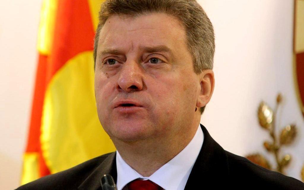 Новият стар президент на Македония най-вероятно ще е Георге Иванов