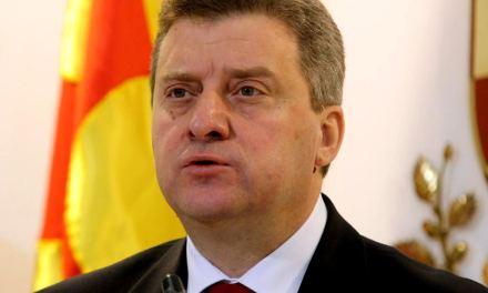 В неделя Македония избира президент и парламент