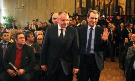 Станишев подаде оставката на Орешарски
